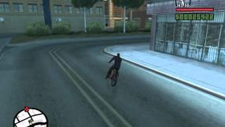 GTA San Andreas - Горный велосипед(GTA San Andreas - Горный велосипед (МТБ, MTB, Mountain Bike). На видео вы можете видеть как просто прогулку на горном, так..., 2014-01-15T21:00:32.000Z)