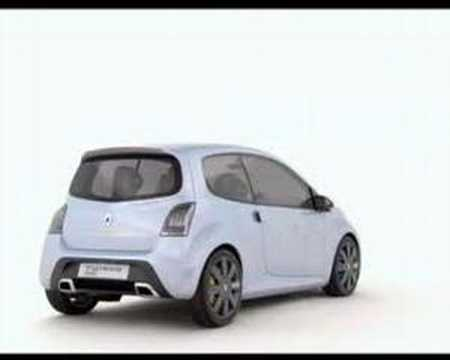 2007 Renault Twingo Concept Promotional Video Youtube