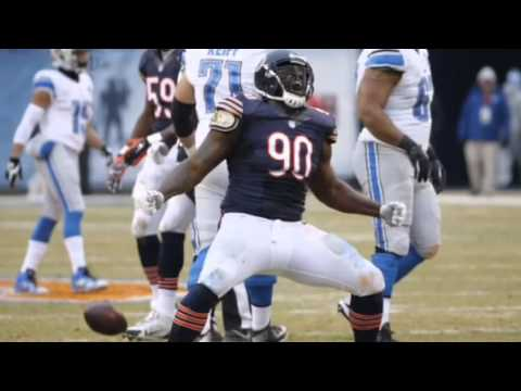 Chicago Sun-Times Bears Beat video: on Jeremiah Ratliff