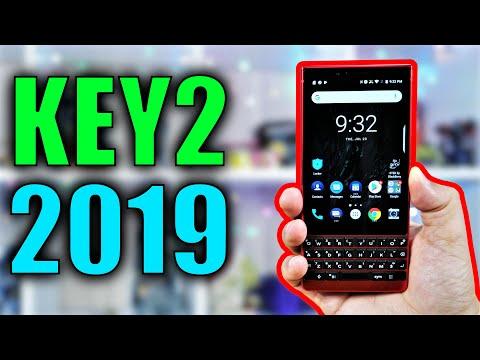 Blackberry Key2 in 2019: Still the communicator king?