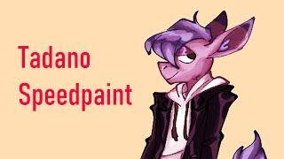 Tadano | Aggretsuko Speedpaint (Voice Over)