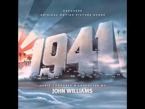 1941  Soundtrack Suite John Williams