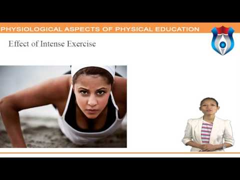 Physiological Aspects of Physical Education