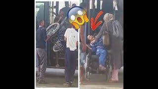 إلى متى؟؟ معاناة ذوي الاحتياجات الخاصة في المغرب تصعق القلوب