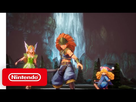 Trials of Mana  – Demo Trailer – Nintendo Switch