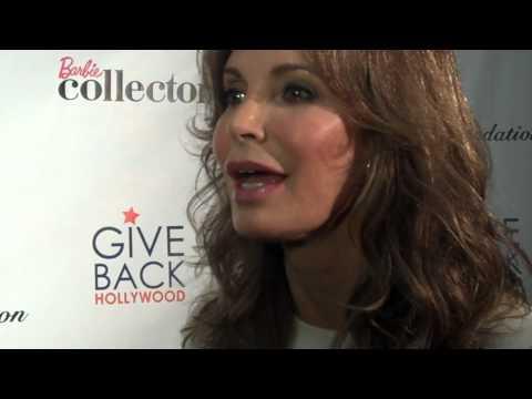 Jaclyn Smith at the Farrah Fawcett Foundation Pre-...