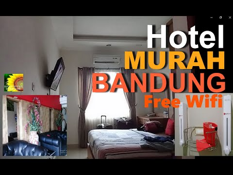 Hotel Murah Bandung Free Wifi L Reddoorz Near Gedung Sate 2 Youtube