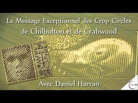 «Le Message Exceptionnel des Crop Circles de Chilbolton et Crabwood» avec Daniel Harran - NURÉA TV