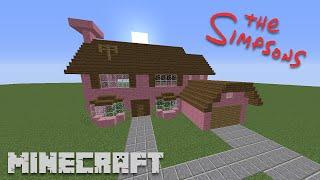 Minecraft construcciones for Casa moderna lyna