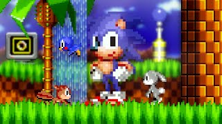 I Can't Believe It's Not Sonic 1