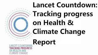 Lancet Countdown Report on Health and Climate Change, Alarming rise in average temperature of India