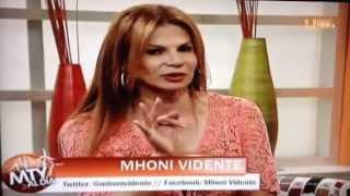 Mhonividente en Monterrey al Dia  9/24/2015 Predicciones