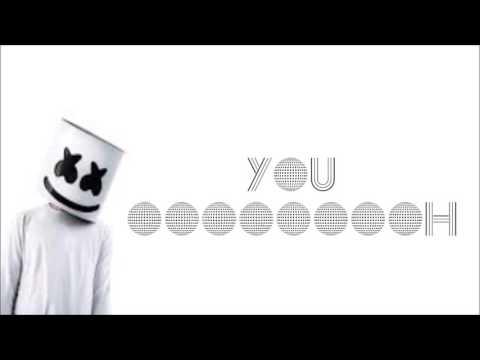 Marshmello - Alone (Lyrics Video)