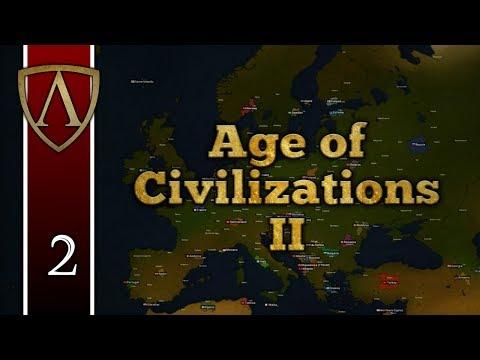 Смотреть Let's Try Age of Civilizations II -- Part 2 онлайн