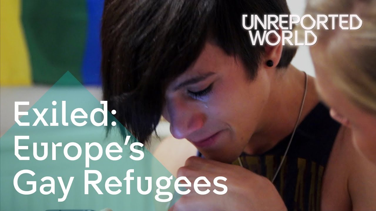 Finding sanctuary from homophobic persecution | Unreported World