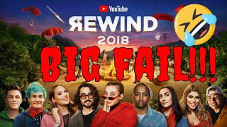 YouTube Rewind 2018 - YouTube Rewind 2018 Reaction