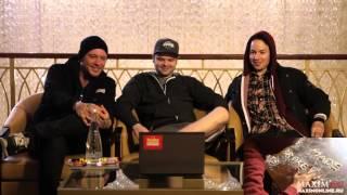 Русские клипы глазами Hollywood Undead