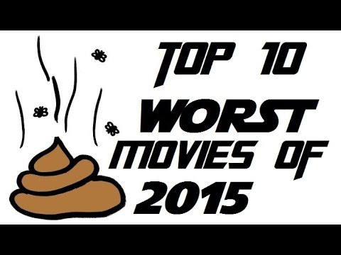 Download The Top 10 WORST Movies of 2015