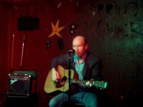 Chris Crofton - Relating to audience (springwater)