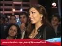 Darine Hadchiti On Rotana Tv ( BAU ) By: Noura Hadchiti