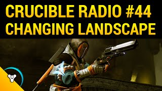 Crucible Radio Ep. 44 - Where Is The Meta Headed?