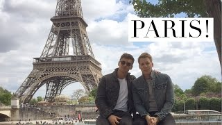 Romantic Weekend in Paris with Lance! | 4 Years Later I Tom Daley