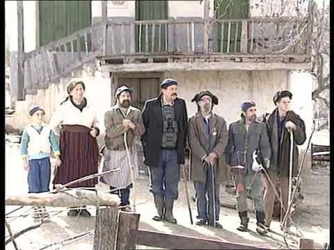 Macedonian movie ,, Zaboraveni ,,1/4
