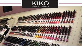 TOP Kiko Make Up Milano Must Haves! (Moje preporuke)