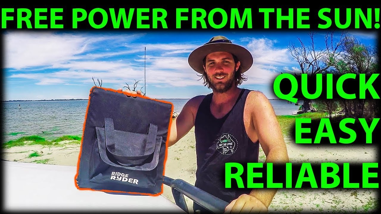 These things are awesome! Solar Blanket 150W Review