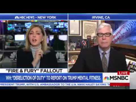 01/08/18 Hugh Hewitt on MSNBC w/Chris Jansing
