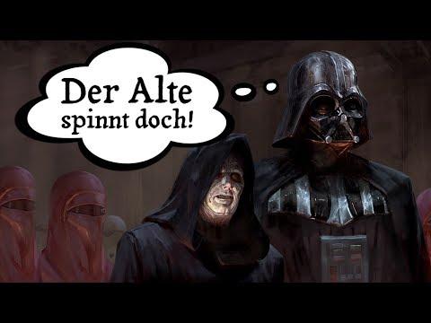 Die Wahrheit, was Darth Vader über Palpatine dachte!