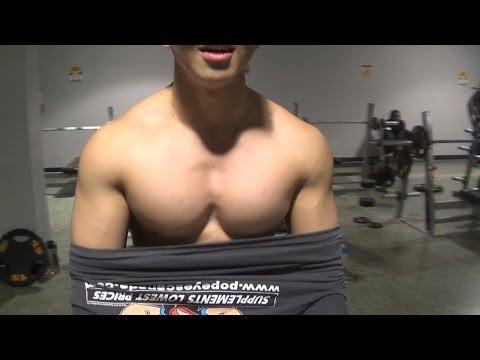 Long Truong- Buổi Tập Ngực ... Nhiều Áp Lực