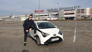 Машина - Мечта.  Toyota Aygo