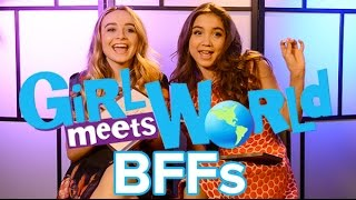 How well do the Girl Meets World BFFs know each other?