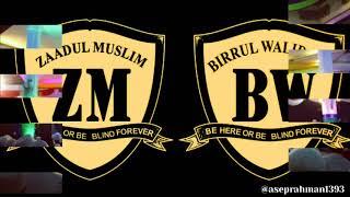 zaadul muslim ya nabi salam alaika (syair)