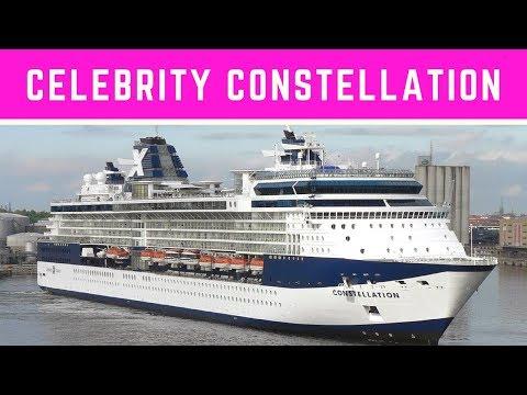 Celebrity Constellation Ship Tour