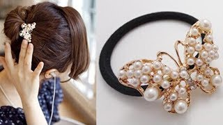 Latest Trendy Hair Clips and Bands | Hair Accessories for Girls