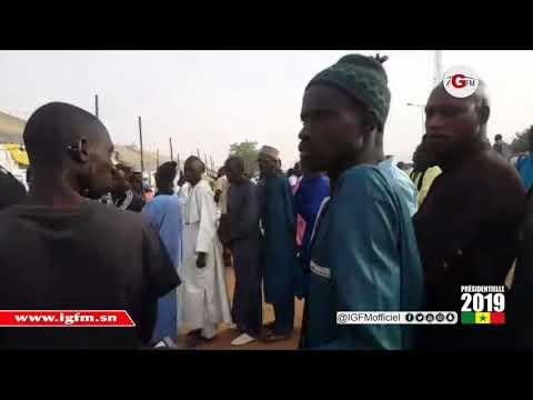 Darou Marname Touba, lieu de vote du candidat de la coalition Madické 2019