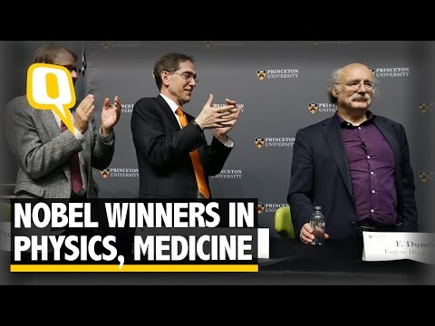 The Quint: 2016 Nobel Prize in Physics and Medicine Announced