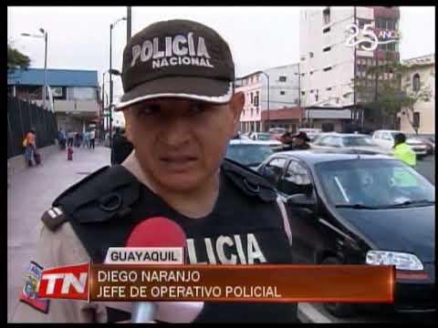 Policía inició operativos por fiestas de Diciembre
