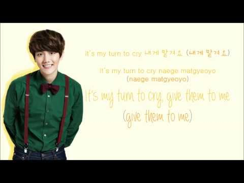 엑소 [EXO] (+) My Turn to Cry (Korean Ver)
