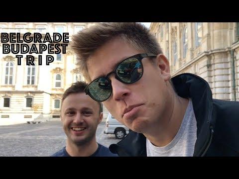 Belgrade Budapest trip (September 2017)