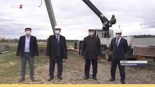 Офис врача общей практики начали строить в селе Хангаласского района Якутии