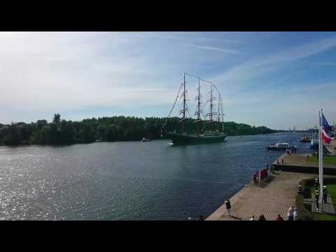 Sedov, Russia, The Tall Ship's Races 2017, Szczecin