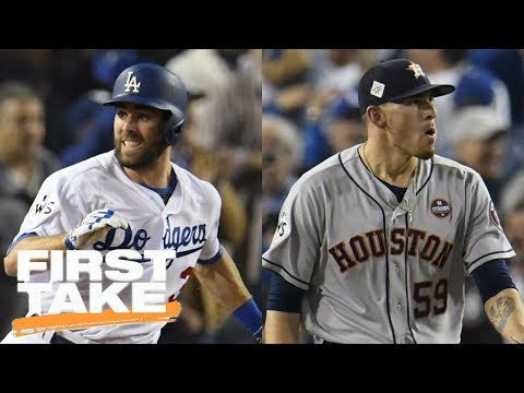 First Take makes Game 7 World Series predictions | First Take | ESPN
