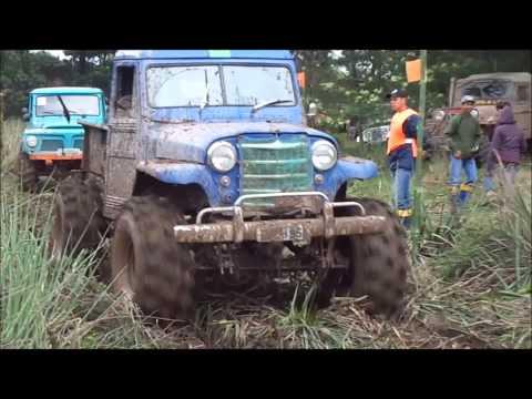 IV Trilha 4x4 e Jeep Cross de Candiota-RS - 3º PC