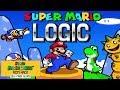 Super Mario Logic • Super Mario World ROM Hack (Longplay)