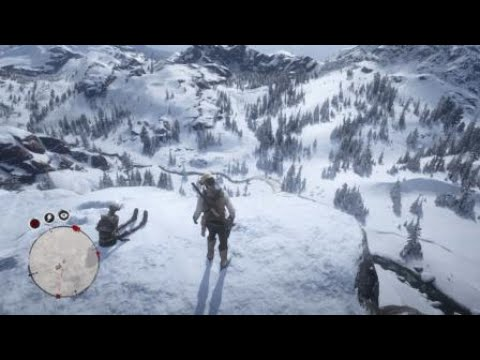 RDR2 Where to find the robot of Marco Dragic!!!