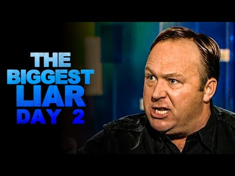 BIGGEST LIAR: Alex Jones Says Government Using Chemicals To Turn People Gay