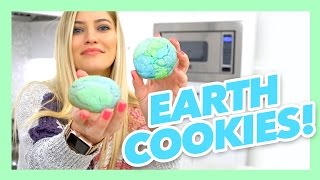 How to make EARTH DAY cookies! | iJustine